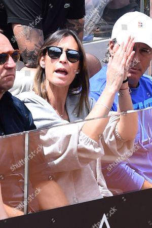 Flavia Pennetta wife of Fabio Fognini
