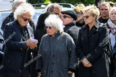 Luc Plamondon, Catherine Lara, Muriel Robin