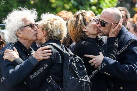 Luc Plamondon, Catherine Lara, Muriel Robin, Pascal Obispo