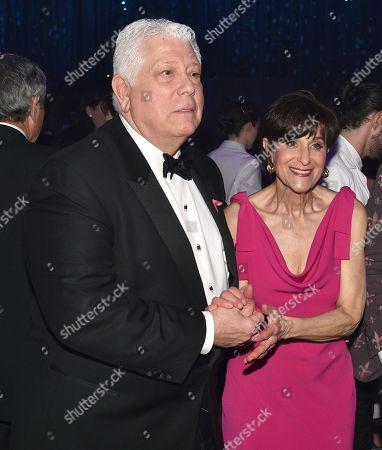 Dennis Basso, Myra Biblowit