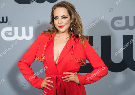 Editorial picture of The CW 2018 Upfront, New York, USA - 17 May 2018