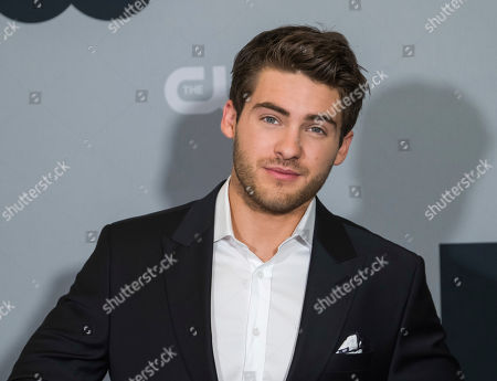 Cody Christian attends The CW Network 2018 Upfront at The London NYC, in New York
