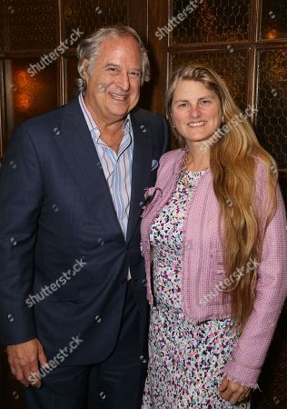 Stewart F. Lane and Bonnie Comley