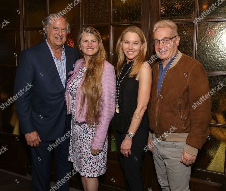Editorial picture of Drama League Directing Fellows Dinner, New York, USA - 17 May 2018