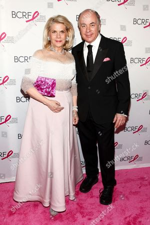 Editorial picture of 2018 BCRF's The Hot Pink Party, New York, USA - 17 May 2018