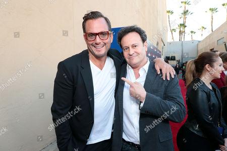 Will Arnett, Mitchell Hurwitz, Executive Producer,