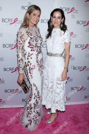 Aerin Lauder and Jane Lauder