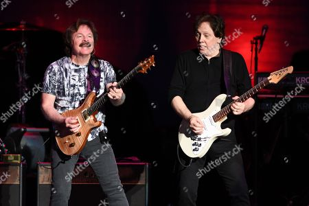 Tom Johnston, John McFee