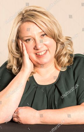 Editorial photo of Gail Honeyman photoshoot, London, UK - 14 May 2018