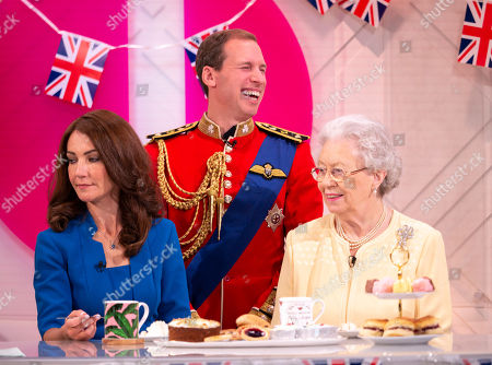Heidi Agan - Kate, Tom Moore - William and Mary Reynolds - The Queen