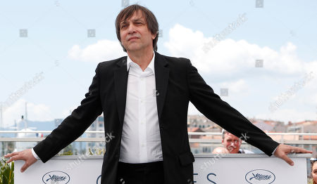 Russian director Sergey Dvortsevoy Samal Yeslyamova poses during the photocall for 'Ayka' at the 71st annual Cannes Film Festival, in Cannes, France, 18 May 2018. The movie is presented in the Official Competition of the festival which runs from 08 to 19 May.