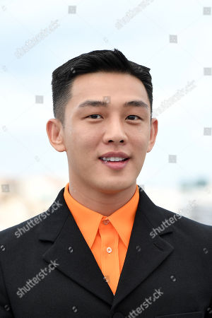 Stock Picture of Yoo Ah-In