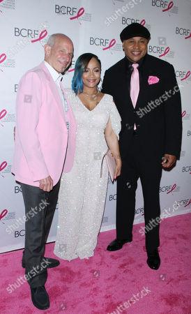 Jonathan Tisch, Simone Smith, LL Cool J