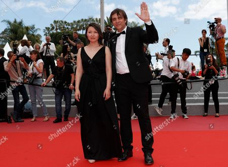 Editorial image of Ayka Premiere - 71st Cannes Film Festival, France - 18 May 2018