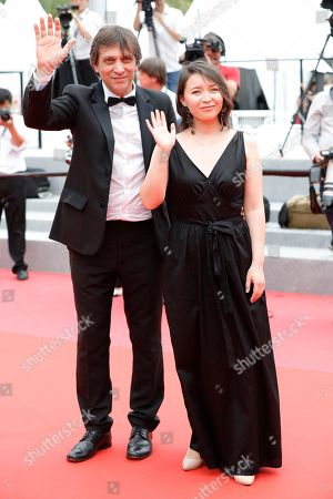 Editorial photo of 'Ayka' premiere, 71st annual Cannes Film Festival, France - 18 May 2018