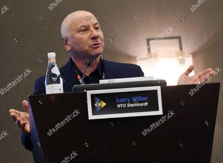 Larry Miller - Director of Business NYU Steinhardt