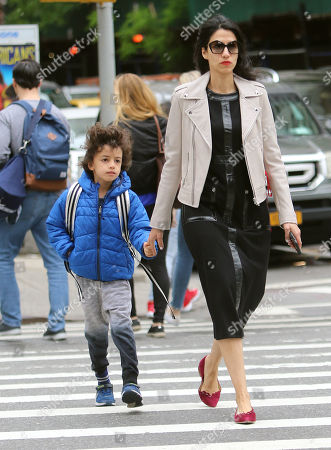 Huma Abedin and Jordan Zain Weiner