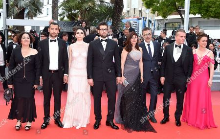 Editorial picture of 'The Wild Pear Tree' premiere, 71st Cannes Film Festival, France - 18 May 2018