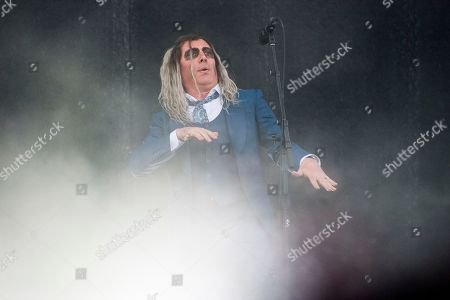 Maynard James Keenan of A Perfect Circle performs at the Rock On The Range Music Festival at Mapfre Stadium, in Columbus, Ohio