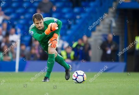 Carlo Cudicini of Chelsea Legends in action, Chelsea Legends v Inter Milan Forever, Ray Wilkins Memorial Match, Stamford Bridge, London United Kingdom, 18th May 2018