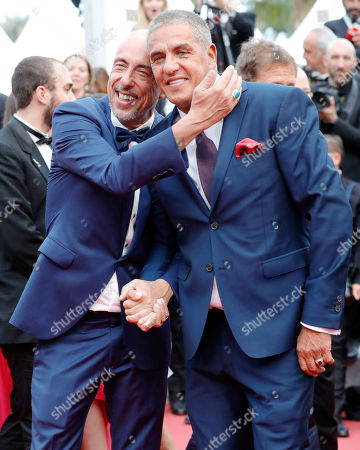 Editorial image of 'The Wild Pear Tree' premiere, 71st Cannes Film Festival, France - 18 May 2018 - 18 May 2018