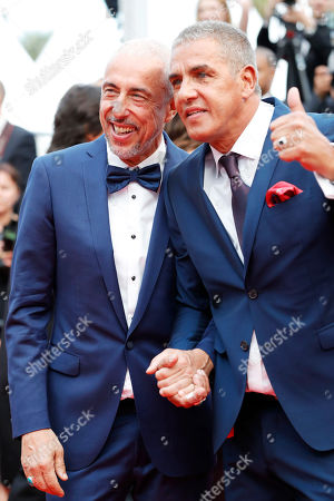 Editorial picture of 'The Wild Pear Tree' premiere, 71st Cannes Film Festival, France - 18 May 2018 - 18 May 2018