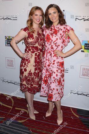 Patti Murin and Laura Benanti