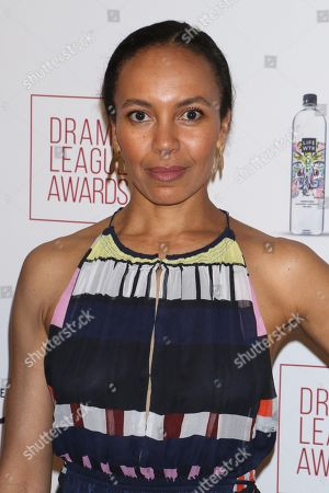 Editorial photo of Drama League Awards, Arrivals, New York, USA - 18 May 2018