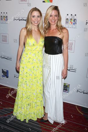 Kerry Butler and Kate Rockwell