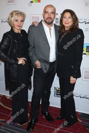 Orfeh, Eric Anderson and Paula Wagner