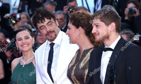 Editorial picture of 'The Man Who Killed Don Quixote' premiere and closing ceremony, 71st Cannes Film Festival, France - 19 May 2018