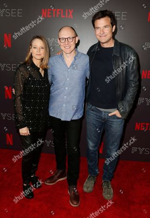 Jodie Foster, Chris Ryan and Jason Bateman