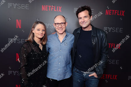 Editorial photo of Change in Focus Panel at Netflix FYSEE, Los Angeles, USA - 18 May 2018