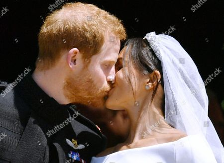 The wedding of Prince Harry and Meghan Markle, Ceremony, Windsor