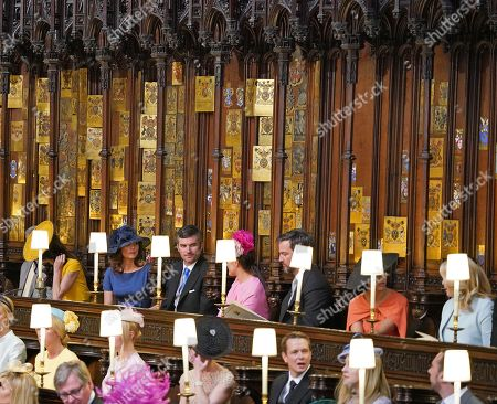 Editorial image of The wedding of Prince Harry and Meghan Markle, Ceremony, St George's Chapel, Windsor Castle, Berkshire, UK - 19 May 2018