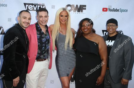 Editorial image of 'Out Web Fest' opening night, Los Angeles, USA - 18 May 2018