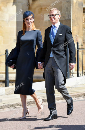 Stock Image of Sarah Rafferty and Santtu Seppala