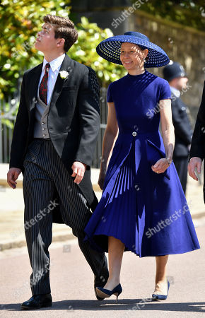 Editorial photo of The wedding of Prince Harry and Meghan Markle, Pre-Ceremony, Windsor, Berkshire, UK - 19 May 2018