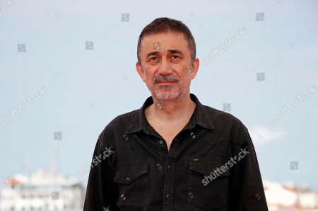 Director Nuri Bilge Ceylan poses during the photocall for 'The Wild Pear Tree  (Ahlat Agaci)' at the 71st annual Cannes Film Festival, in Cannes, France, 19 May 2018. The movie is presented in the Official Competition of the festival which runs from 08 to 19 May.