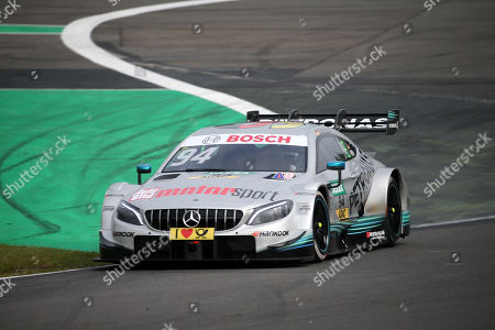 19.05.2018, Lausitzring, Klettwitz, DTM 2018, 3.Lauf Lausitzring,18.05.-20.05.2018 ,  Pascal Wehrlein (DEU#94) Mercedes-AMG Mogoalsport Petronas, Mercedes-AMG C 63 DTM