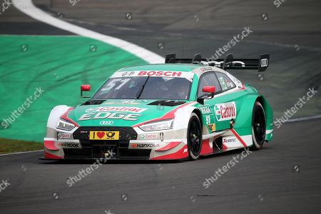 19.05.2018, Lausitzring, Klettwitz, DTM 2018, 3.Lauf Lausitzring,18.05.-20.05.2018 ,  Nico Mueller (CH#51) Audi Sport Team Abt Sportsline, Playboy Audi RS 5 DTM