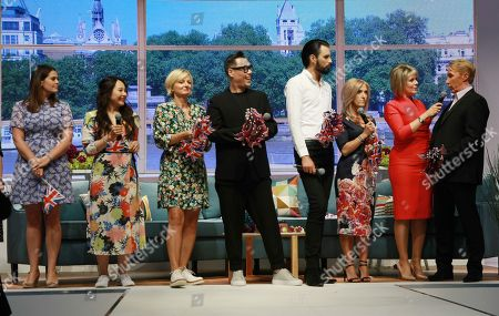 Editorial image of 'This Morning Live' Day 3, Birmingham, UK  - 19 May 2018