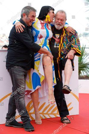 Terry Gilliam, Sergi Lopez, Rossy De Palma