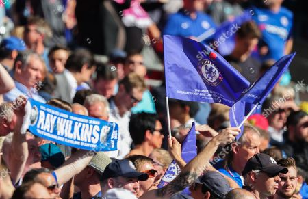 Ray Wilkins Tribute Scarf