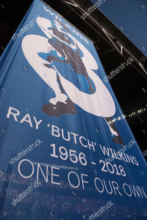 Tribute to Ray wilkins.