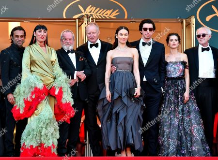 Editorial photo of Closing Award Ceremony, Arrivals, 71st Cannes Film Festival, France - 19 May 2018