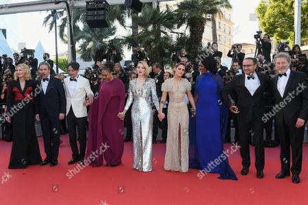 Cate Blanchett, Ava DuVernay, Lea Seydoux, Kristen Stewart, Khadja Nin, Robert Guediguian