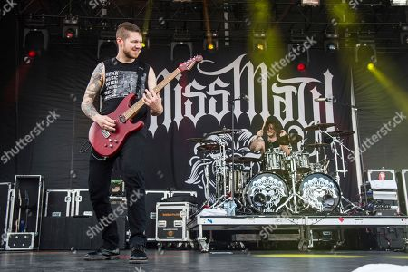 Editorial picture of 2018 Rock On The Range Music Festival - Day 2, Columbus, USA - 19 May 2018