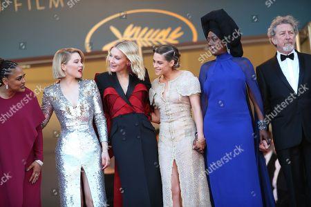 Ava DuVernay, Lea Seydoux, Cate Blanchett, Kristen Stewart, Khadja Nin