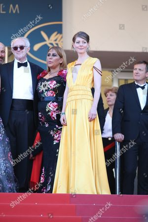Editorial image of Closing Award Ceremony, 71st Cannes Film Festival, France - 19 May 2018